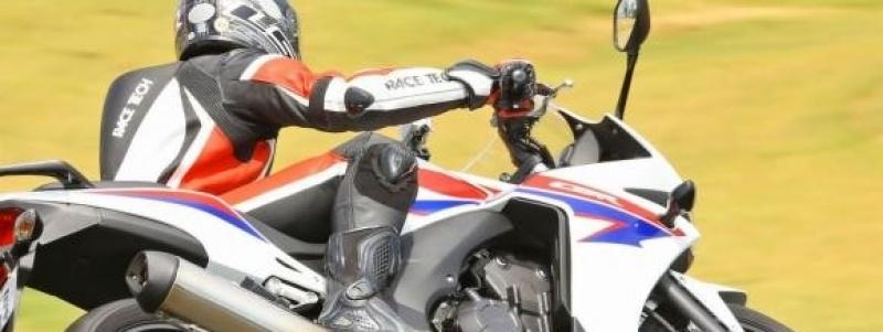 Teste: Honda CBR 500R é uma esportiva racional